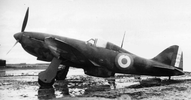 Avions De La Seconde Guerre Mondiale (chasseurs Alliés